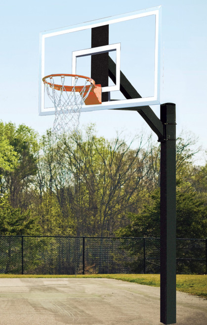 Ultimate Jr polycarbonate basketball system