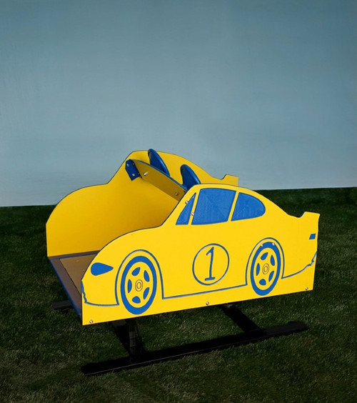 Spring Race Car