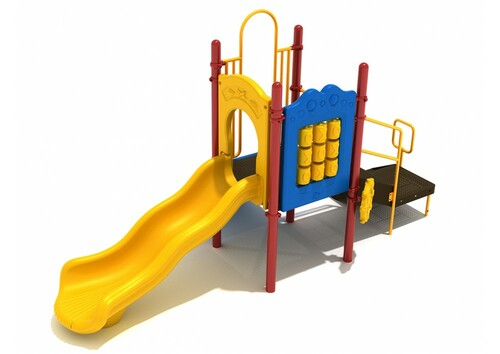 Patriot's Point Playset