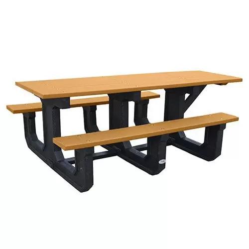 Park Place ADA Picnic Table - Cedar
