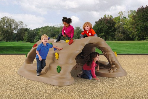 Climb and Discover Playset