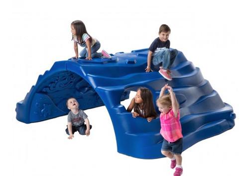 Poseidon's Hideout Playground Climber - Blue