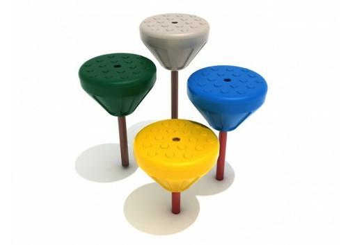 Single Pebble Balance Pods