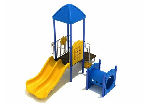 Ketch Commercial Playset for Children 2-5 years old