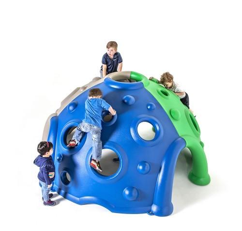 Moon Crater playground climber