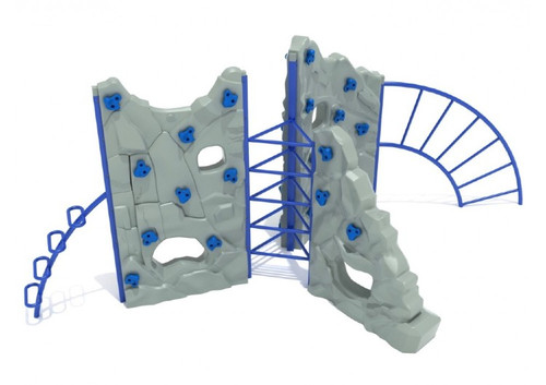 Craggy Pinnacle Playground Climber