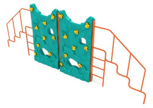 Craggy Knob Playground Climber