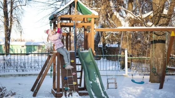 Tips for Getting Your Playset Ready for Winter