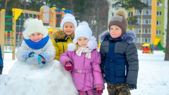 9 Tips for Keeping Kids Active During the Winter