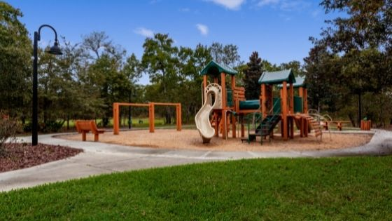 Playground Fall Zones: What They Are and What They Require