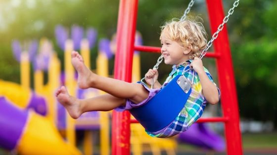 Why Outdoor Time Is Important for Kids