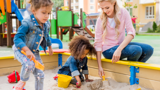 The Incredible Benefits of Sandbox Play for Young Kids