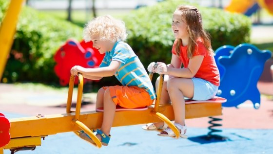 How Playgrounds Help Develop Social Skills