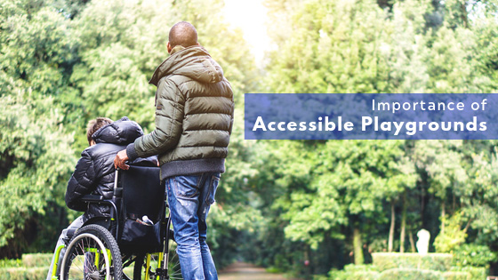 Importance of Accessible Playgrounds