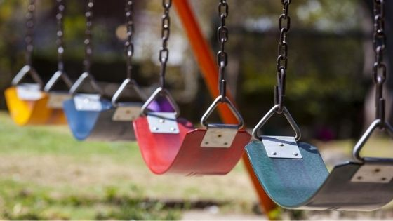 The Common Components of a Swing Set