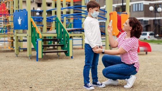 The Importance of Sanitizing Playground Equipment