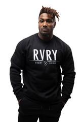 Unisex RVRY Crew Neck Aviation Sweaters