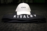 Rivalry Dad Hat - White