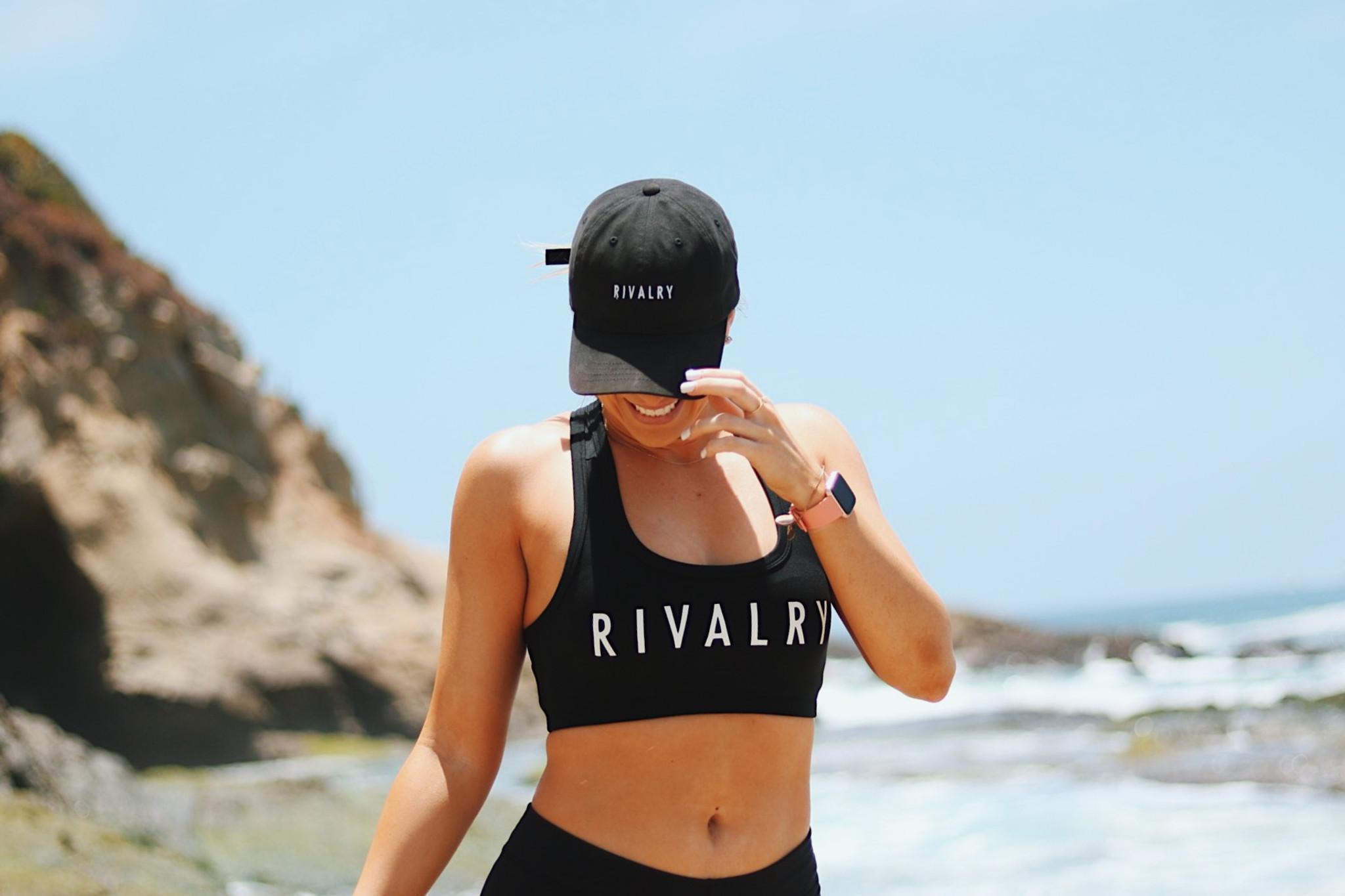 Rivalry Dad Hat - Black
