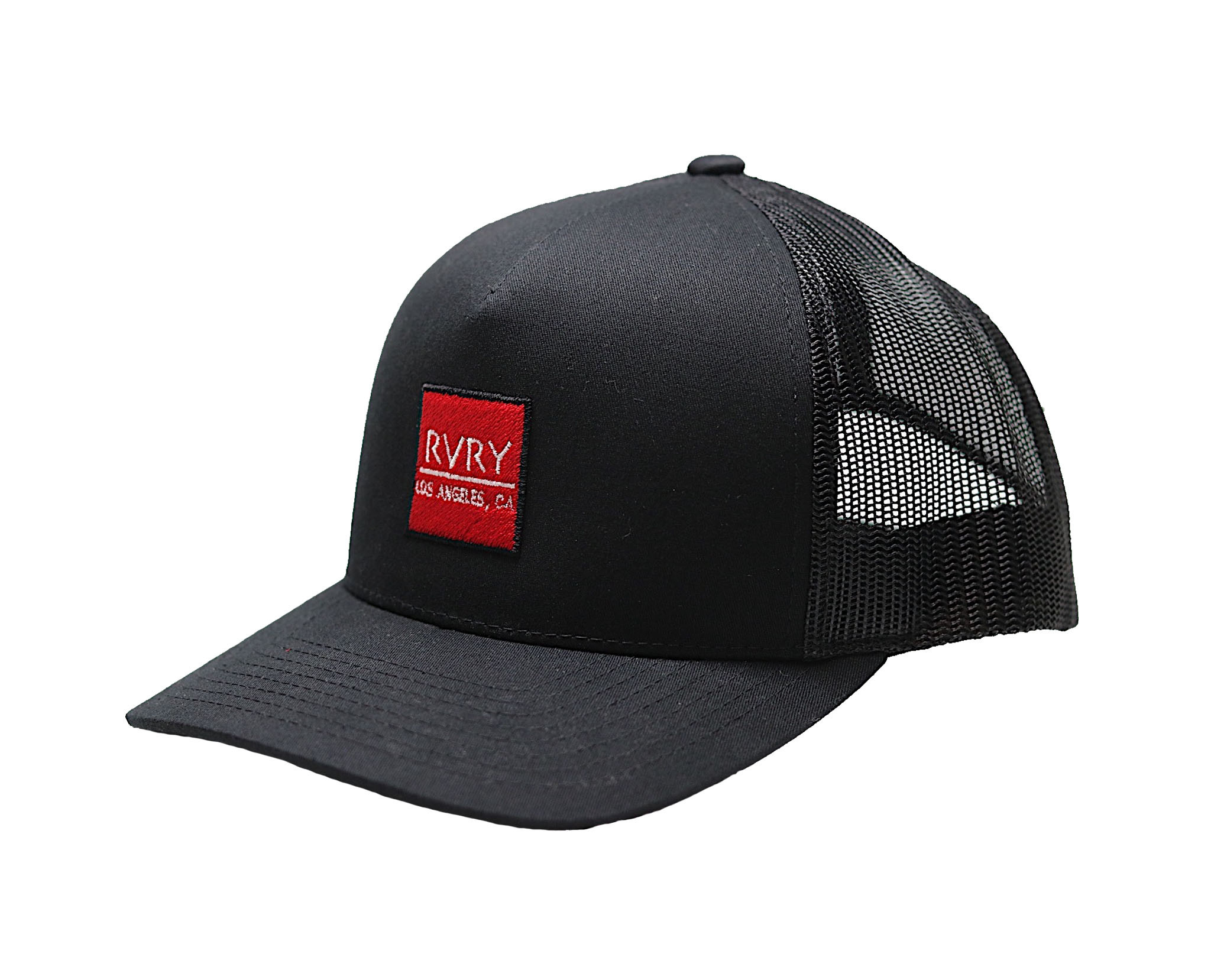 RVRY Los Angeles Trucker Snapback Hat
