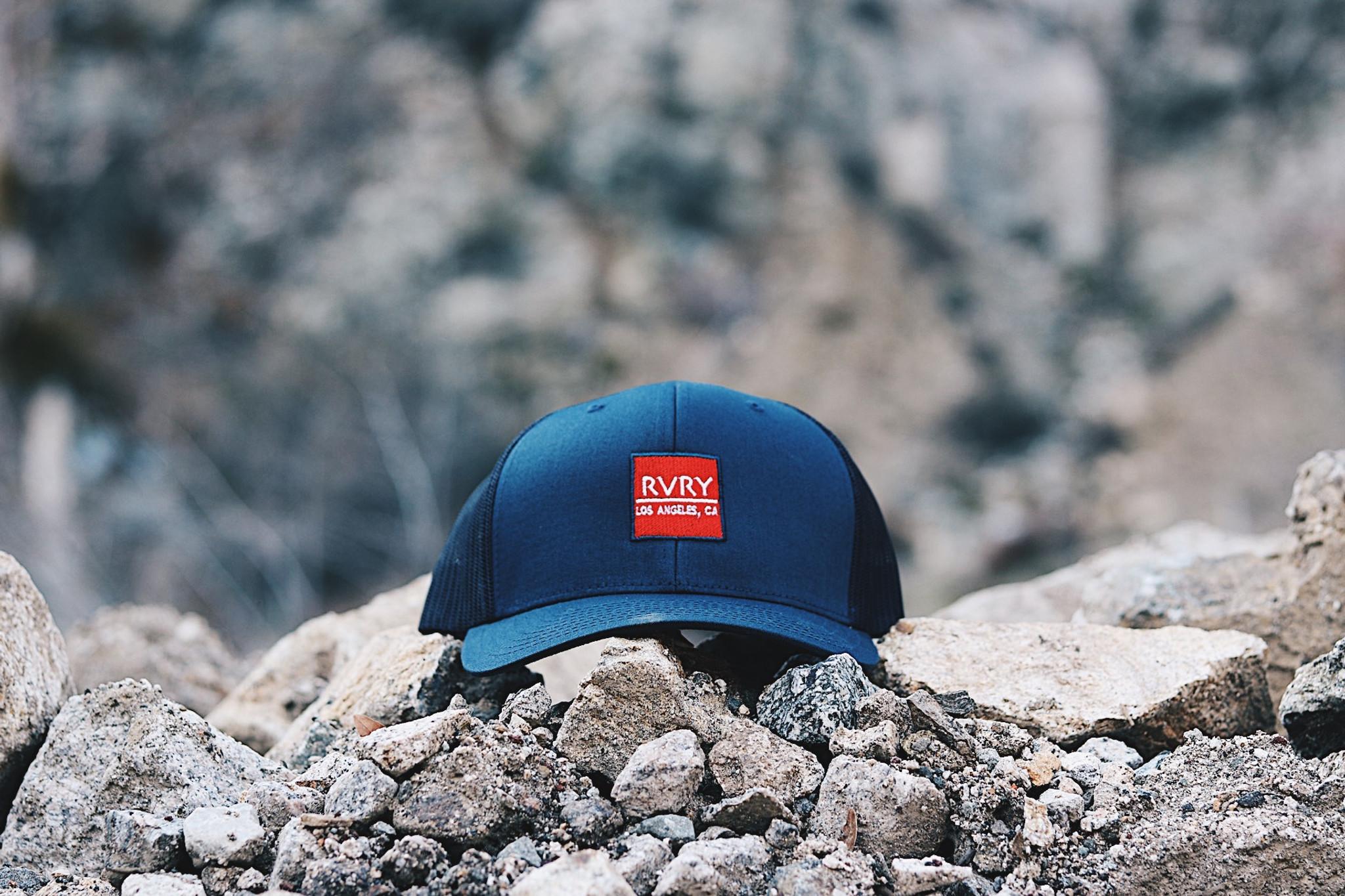 RVRY Los Angeles Snapback Hat
