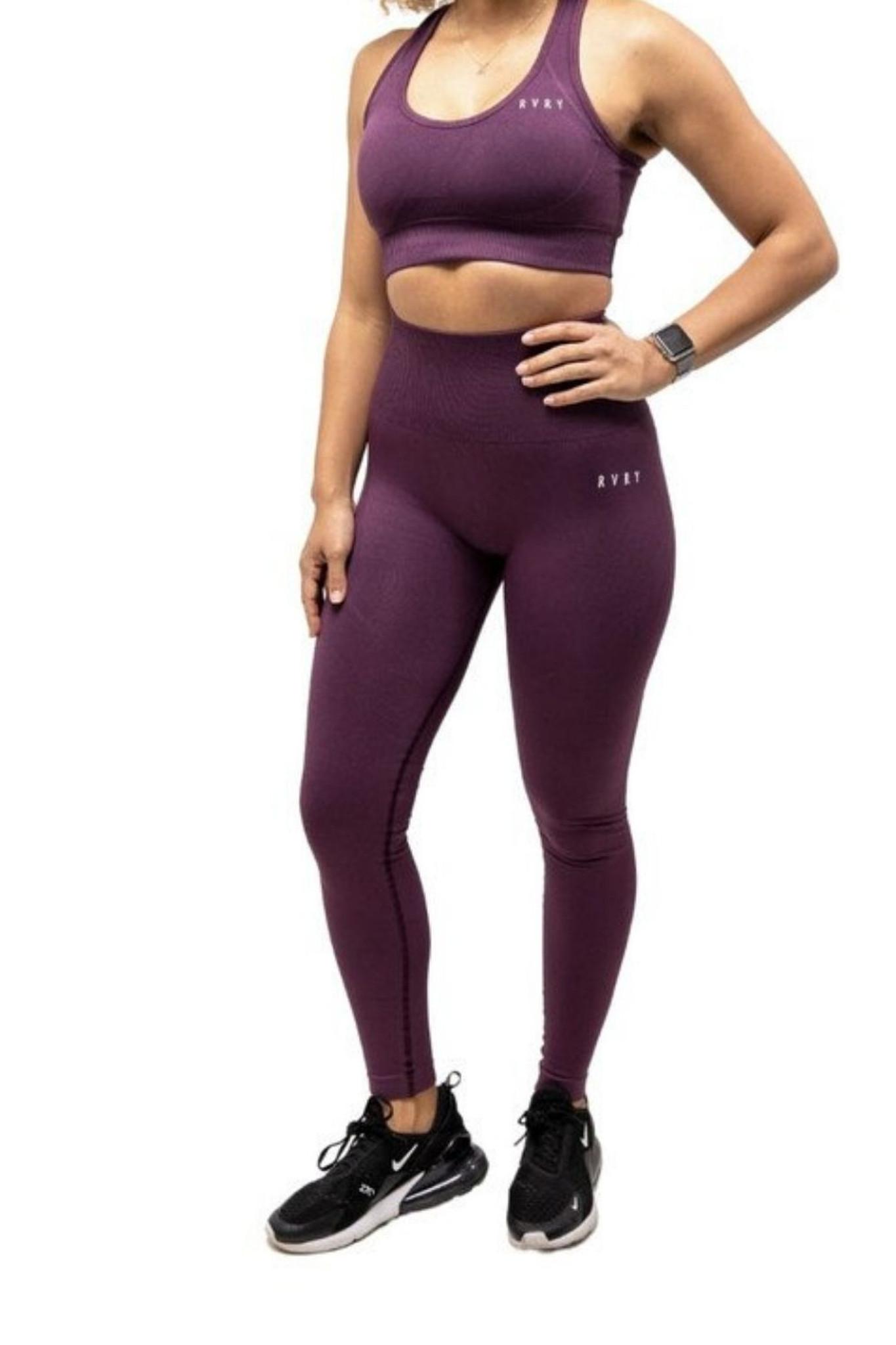 Rivalry Clothing Infinity Legging Vino