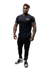 Rivalry Clothing All In Tee Black