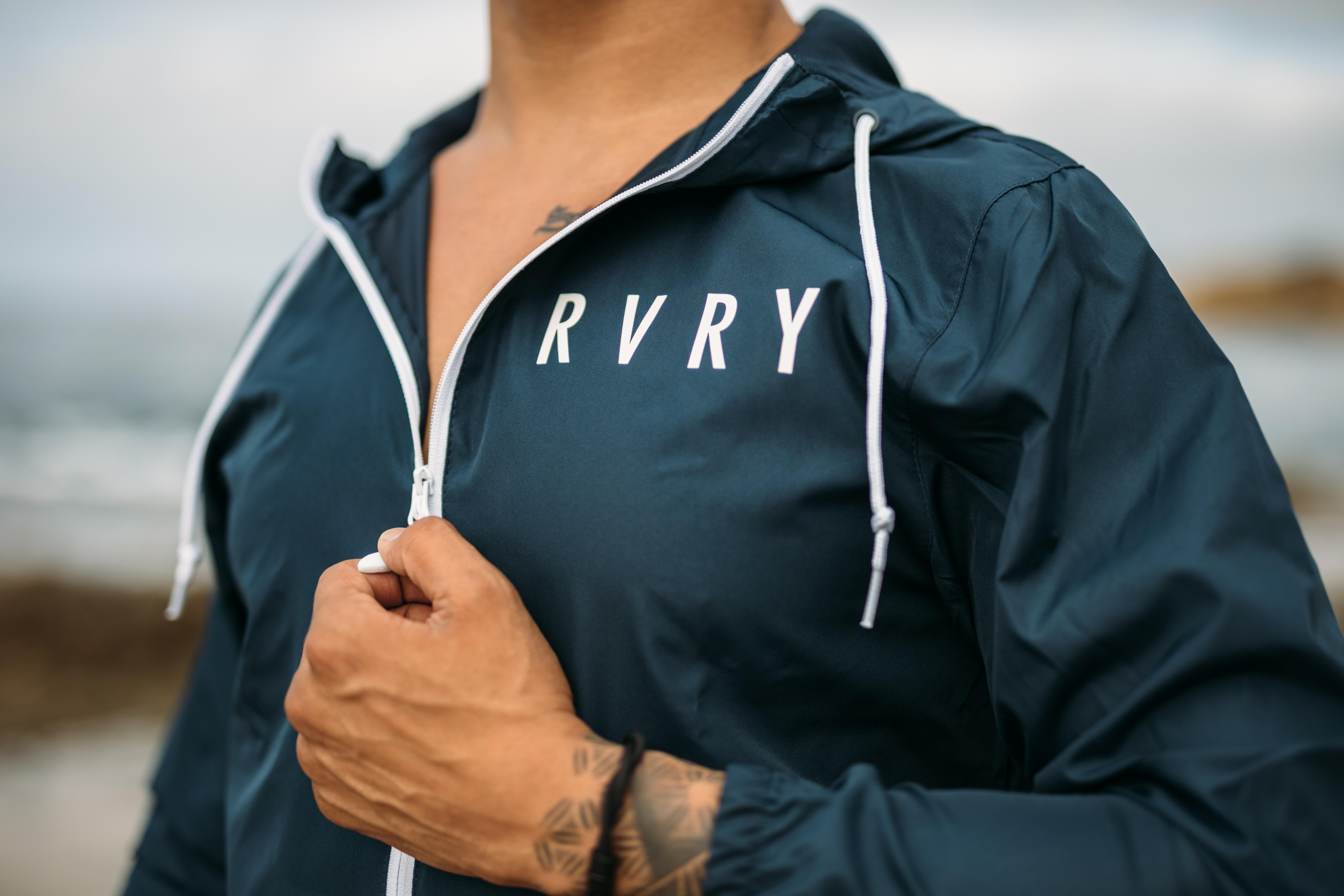 Rivalry Clothing Co. Relentless Windbreaker