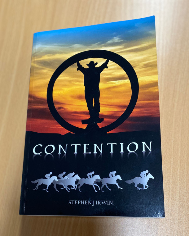 CONTENTION By STEPHEN J IRWIN