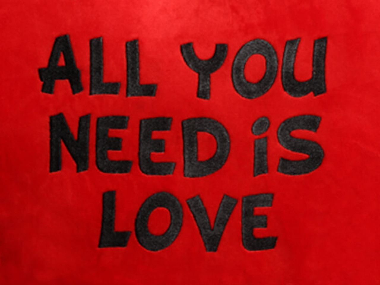 All You Need is Love (Close Up)