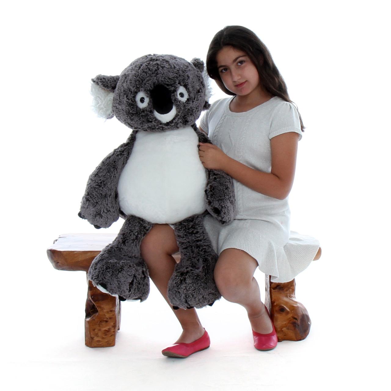 34in Cooper Koala by Giant Teddy
