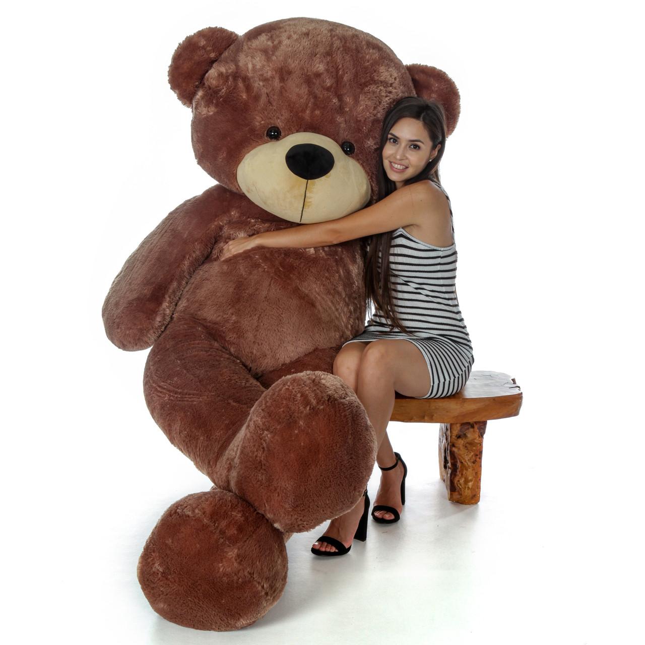 7 Foot Giant Teddy Bear - World's Biggest Teddy Bear