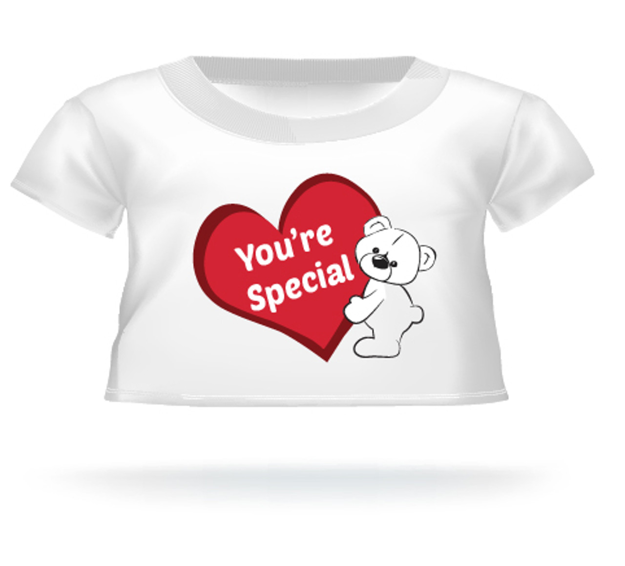 Giant Teddy Bear You're Special T-shirt