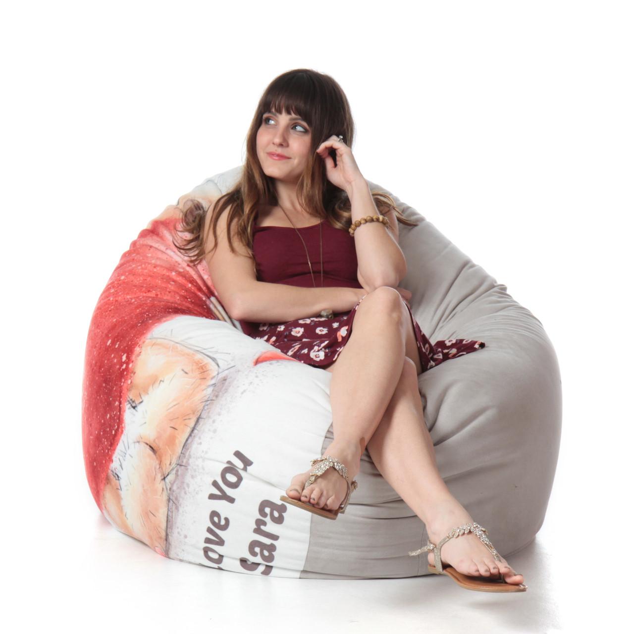 Super Soft Comfortable Bean Bag