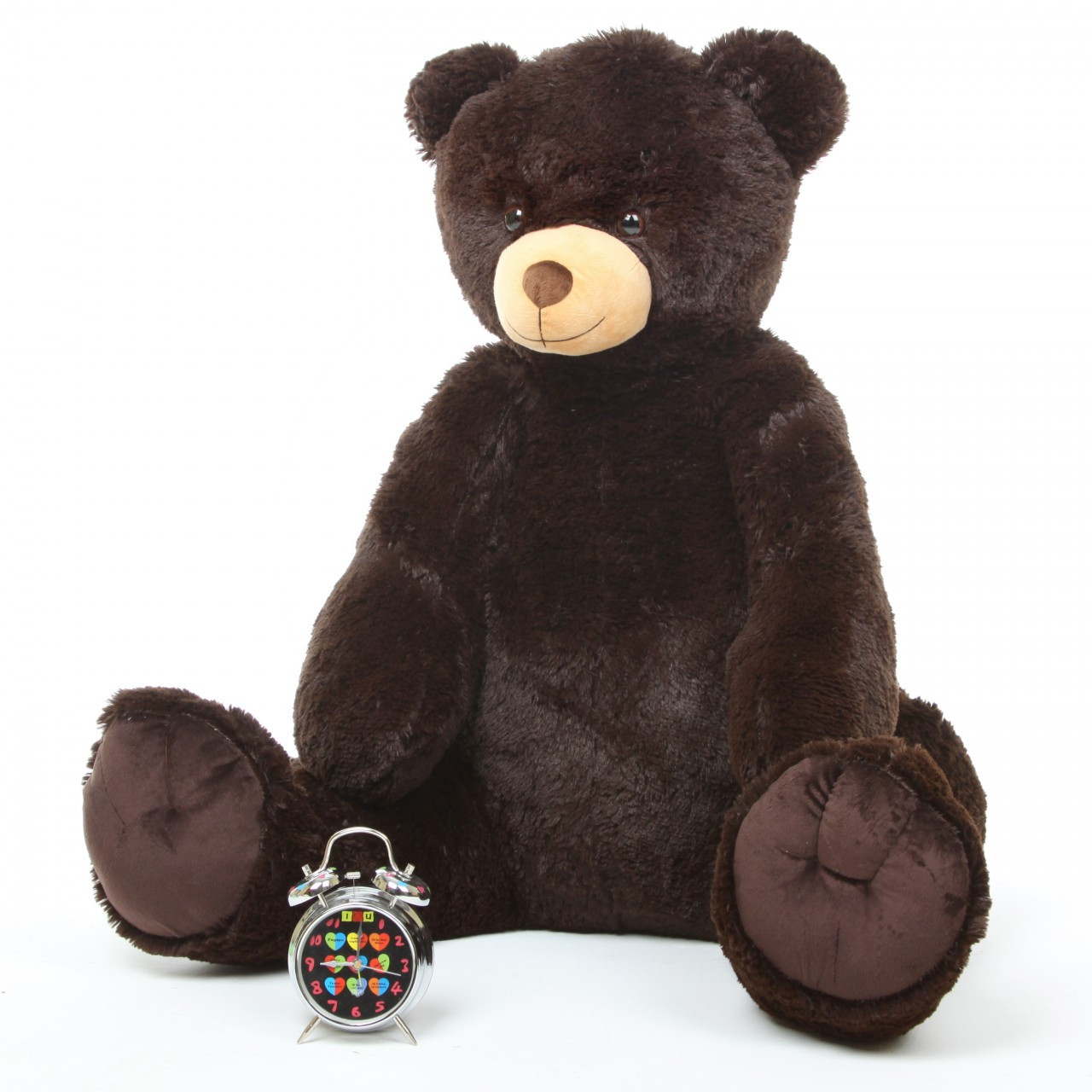 Baby Tubs chocolate brown teddy bear 42in