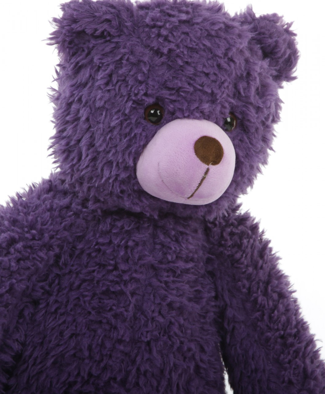 Violet Woolly Tubs Purple Plush Teddy Bear 32 inches