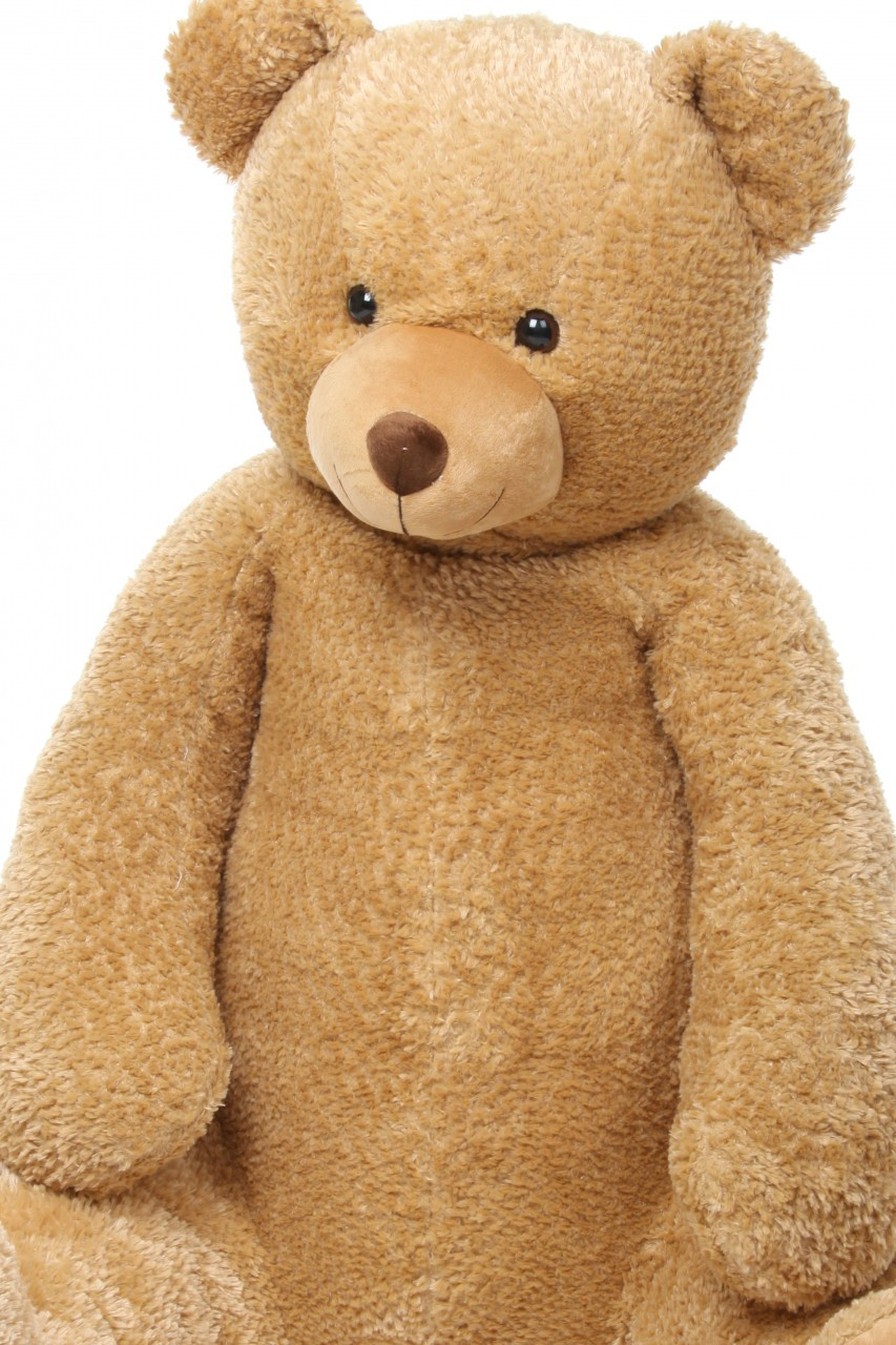 Honey Tubs Amber Brown Teddy Bear
