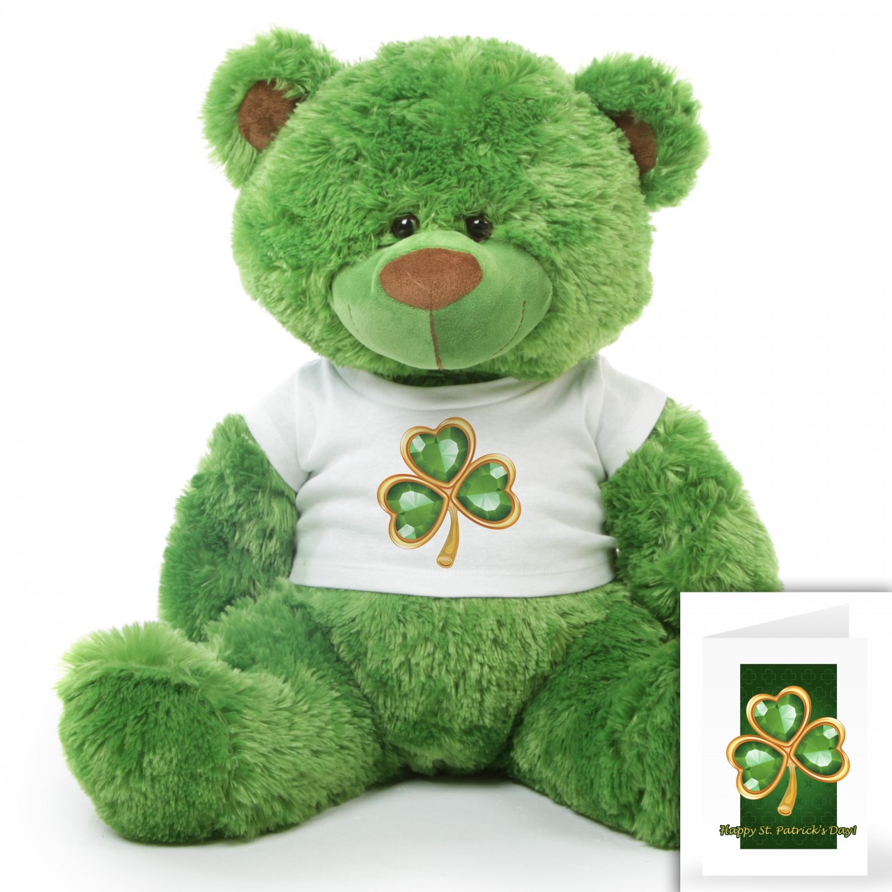 Image result for saint patricks day teddy bear