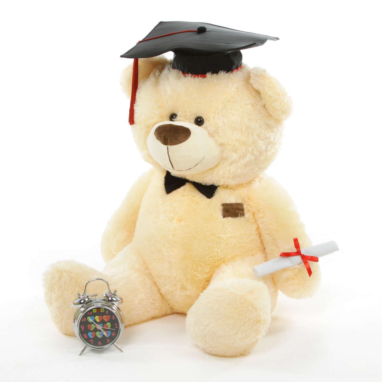 Premium Quality Huge Graduation Teddy Bear