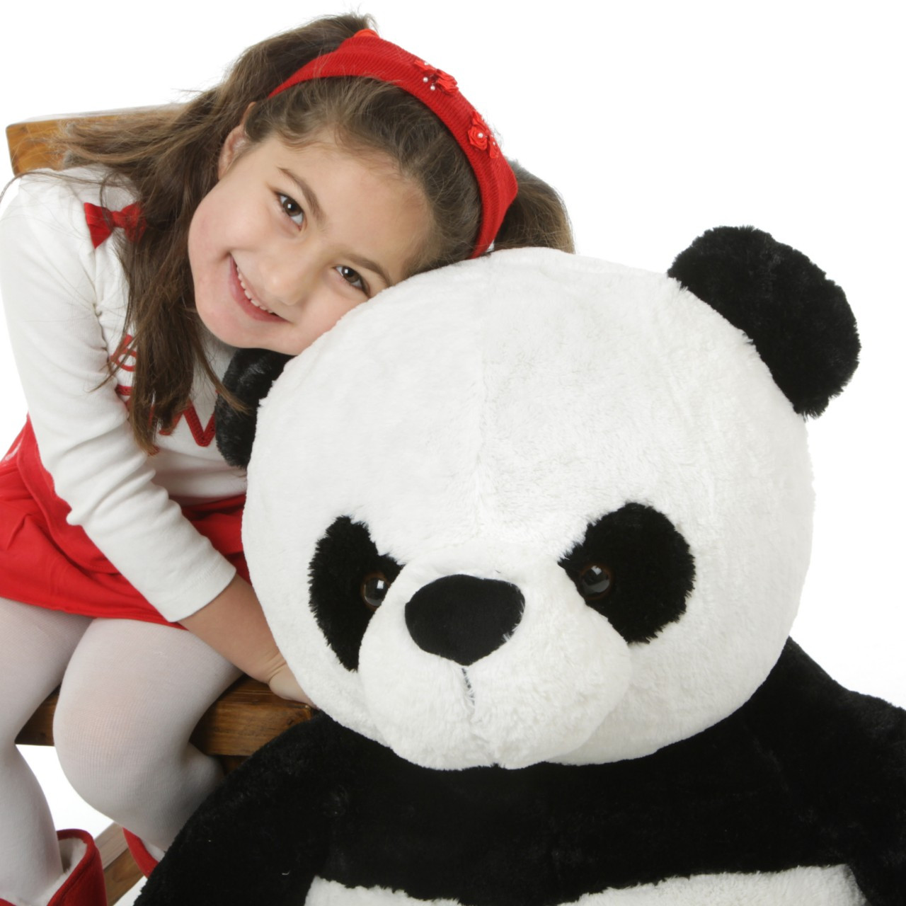 Huge 36 Inch Stuffed Animal Panda Bear