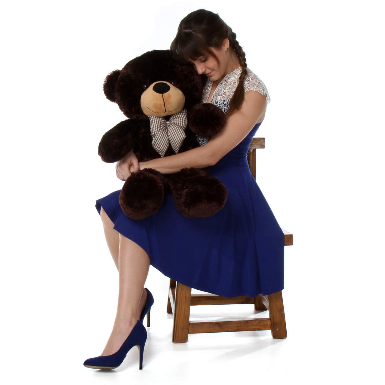Brownie Cuddles - 30 - Irresistibly Cute & Extra Soft