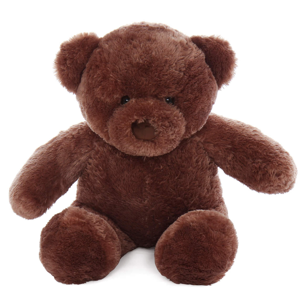 Enormously Big 2 ½ft Teddy Bear Mocha Brown Big Chubs
