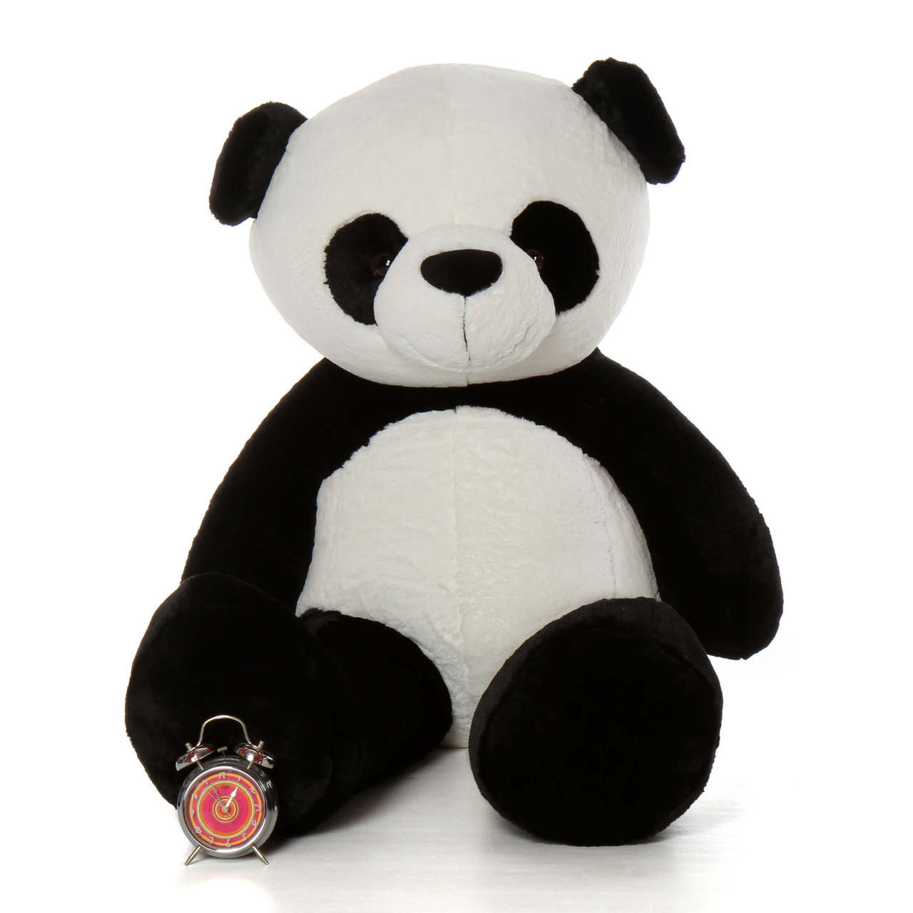 Huge 5 Foot Life Size Stuffed Panda Teddy Bear