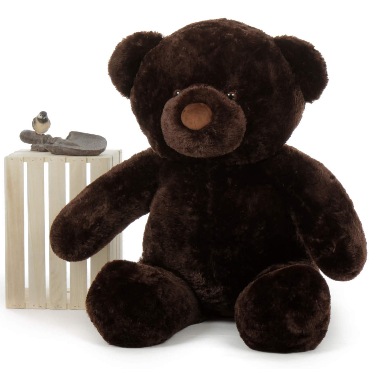 Munchkin Chubs Adorable Teddy Bear 48 inches