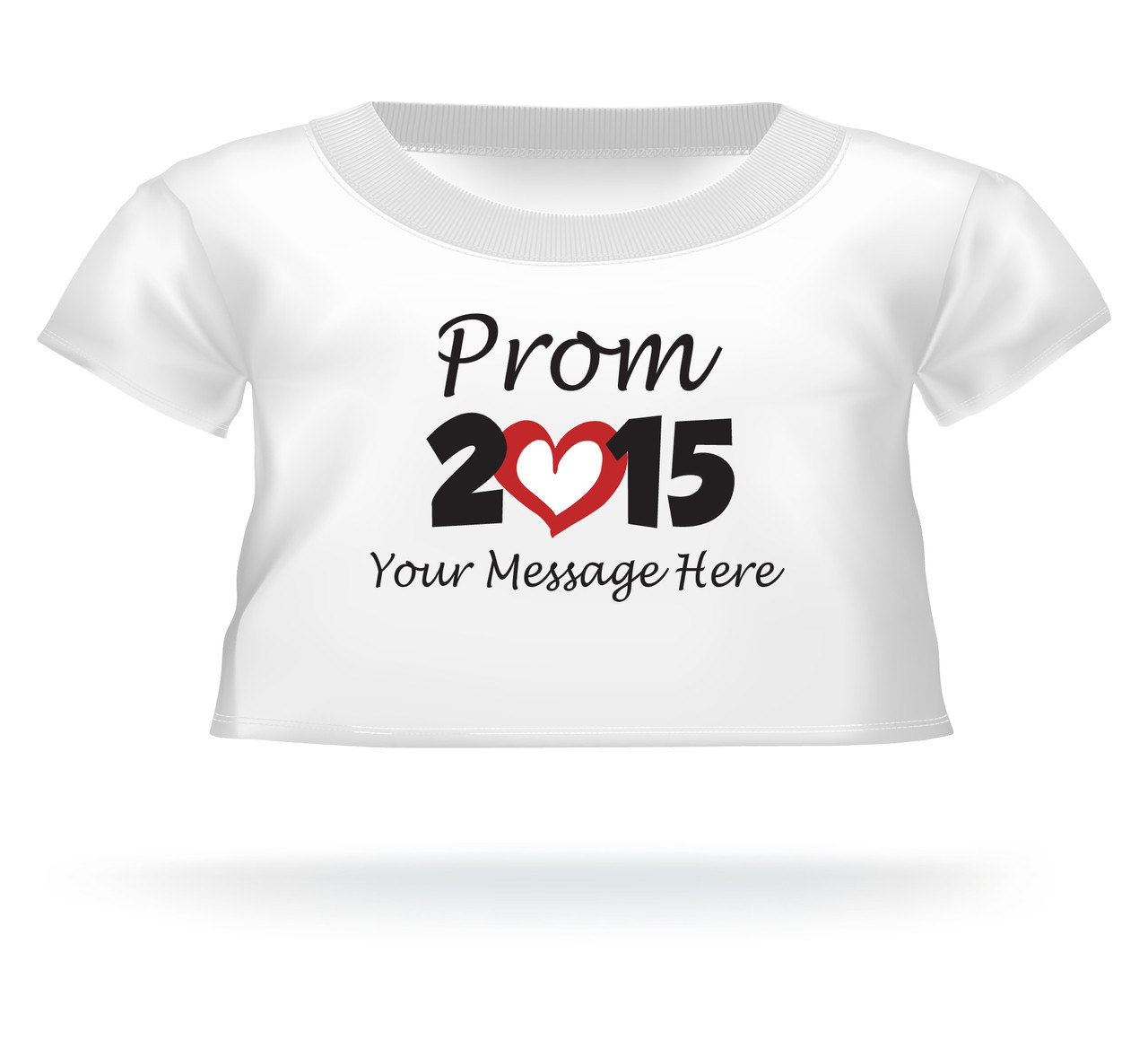 Personalized Giant Teddy Bear Prom 2015 T-Shirt
