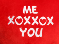 Me XOXXOX You Heart Design(Close Up)