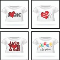 Giant Teddy Bear Free T-shirt Design