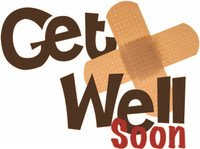 Get Well Soon Teddy Bear T-shirt