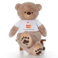 Giant 7 Foot Christmas Teddy Bear Gift - Super Soft Giant Stuffed Animal