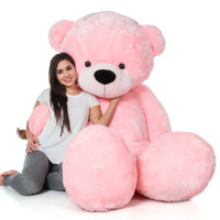 7 Foot Giant Teddy Bear - Unique Gift for Valentine's Day